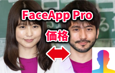 FaceApp PROの価格