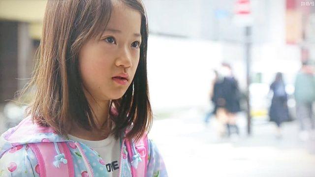 MIU404の1話で子役を演じた佐々木みゆ
